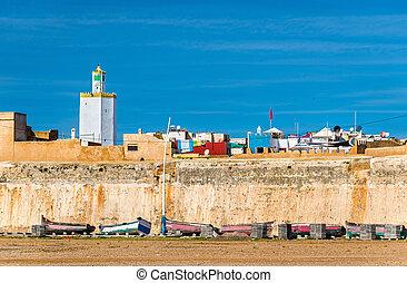 ciudad, mazagan, portugués, el-jadidia, marruecos, ...