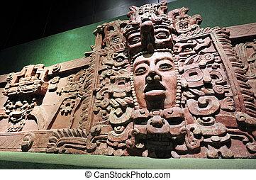 ciudad, museo, anthropolog, nacional, méxico