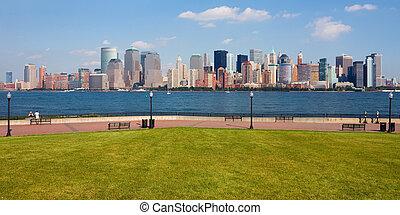 ciudad nueva york