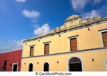 ciudad, valladolid, yucatán, méxico