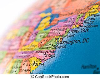 ciudad, washington, global, -, foco, cc, estudios