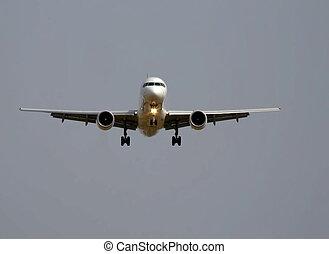 civiel, vliegtuig