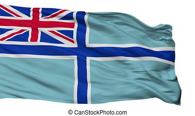 Civil Air Ensign Of United Kingdom Flag Isolated Seamless ...