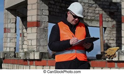 Civil engineer try find ideas
