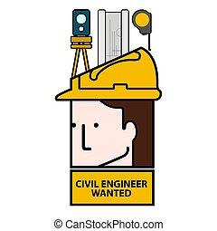 Civil engineer wanted avatar image
