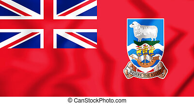 +++Civil Ensign of the Falkland Islands