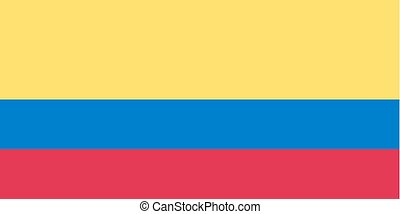 Civil flag of Ecuador
