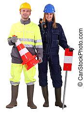 civil, trabajadores construcción