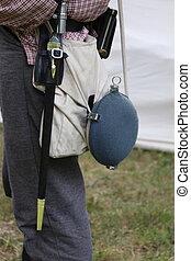 Civil War reneacted - Reanaction gear of the Civil War...