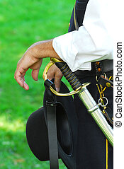 Civil War Union officer's sword - United States Civil War ...