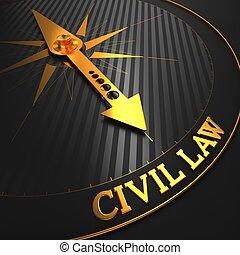 civile, fondo., law., affari