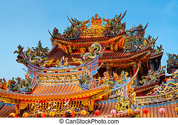 Ciyou Temple, Taipei - Taiwan
