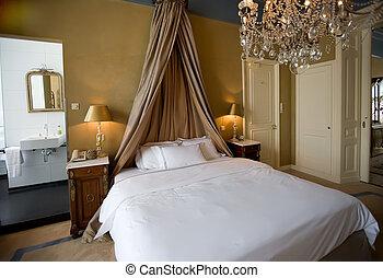 clásico, dormitorio