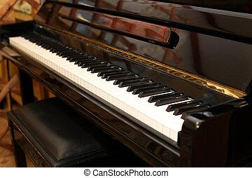 clásico, piano
