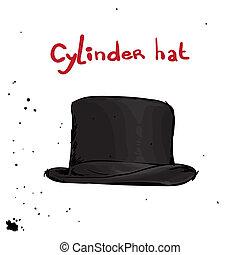 clássicas, chapéu
