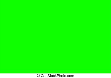 clã©, chroma, fond, écran, vert
