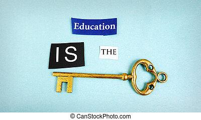clã©, education