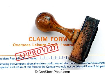 Claim form - approved
