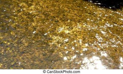clair, cristal, river.