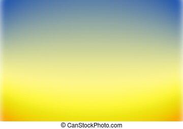 clair, levers de soleil, résumé, fond, site web, jaune, ...