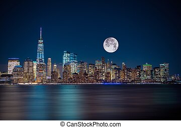 clair lune, new york
