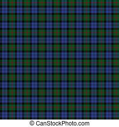 Clan Baird Tartan - A seamless patterned tile of the clan...