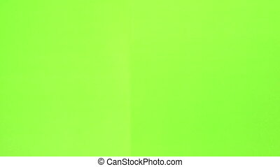 Clapper Board green screen