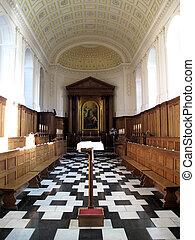Clare College Chapel