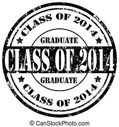 clase, 2014-stamp