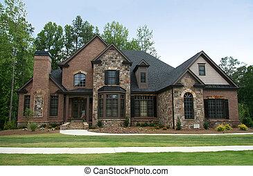 clase alta, casa luxury
