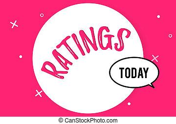 clasificación, concepto, palabra, clasificación, empresa / negocio, comparación, texto, escritura, ratings., estándares, calidad, perforanalysisce