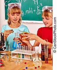 class., chemie, kind