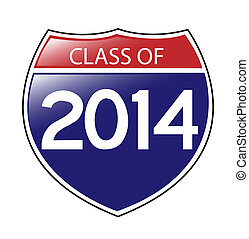 Class of 2014 Sign