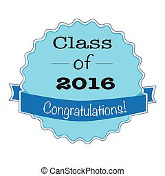 Class of 2016 blue