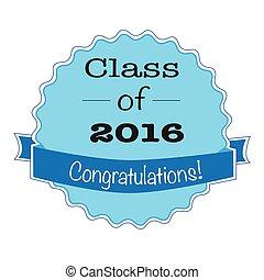 Class of 2016 blue - Class of 2016 Blue