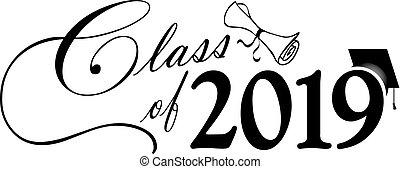 Class of 2019 Black