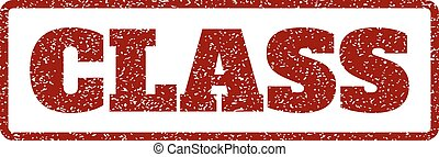 Class Rubber Stamp