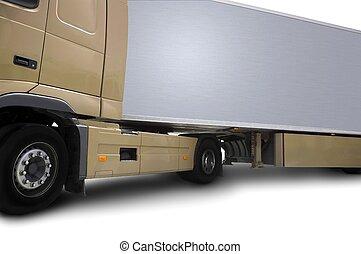 class semi truck