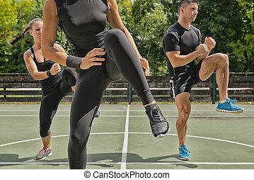 classe, exercício
