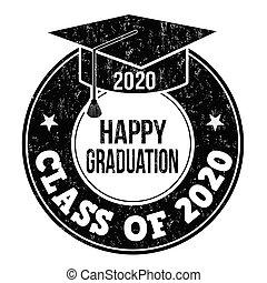 classe, francobollo, 2020