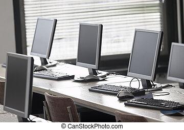 classe ordinateur
