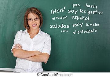 classe, spagnolo