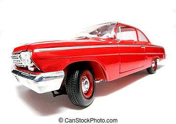 Classic 1962 US car