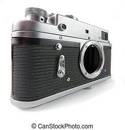 Classic 35mm camera body