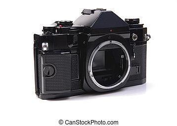 classic 35mm slr camera