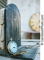 Classic antique clock