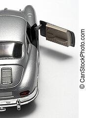 Design of a classic car