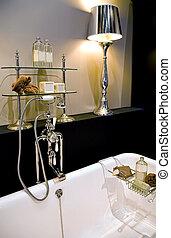 classic bath room