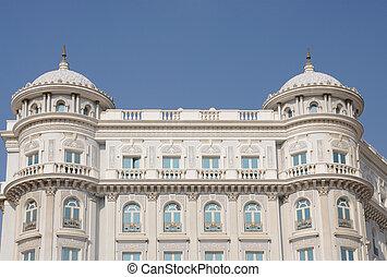 Classic building in Dubai