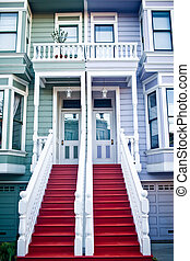 Classic building in San Francisco
